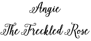 Angie The Freckled Rose