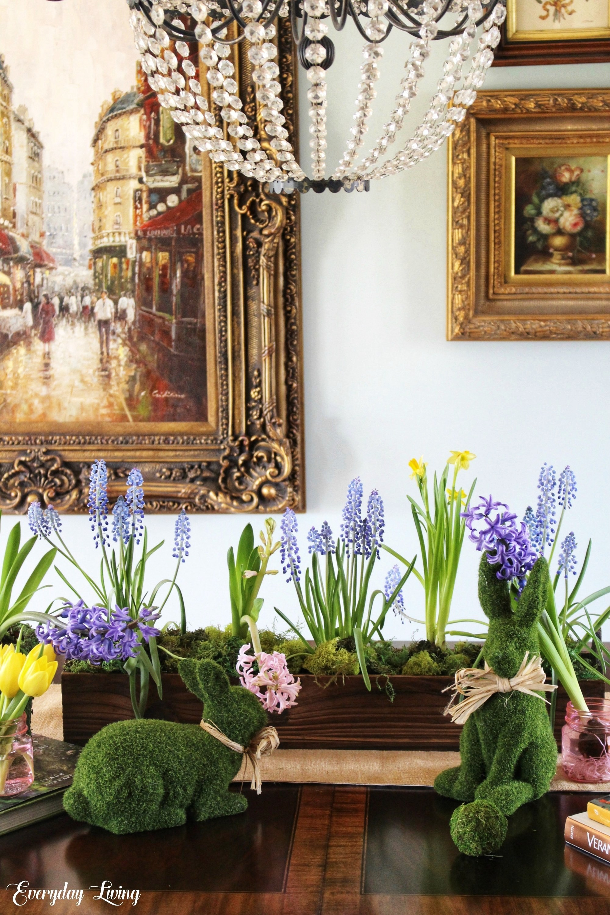 A Little Garden of Spring Bulbs | Everyday Living